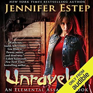 Unraveled                   Written by:                                                                                                                                 Jennifer Estep                               Narrated by:                                                                                                                                 Lauren Fortgang                      Length: 10 hrs and 32 mins     Not rated yet     Overall 0.0