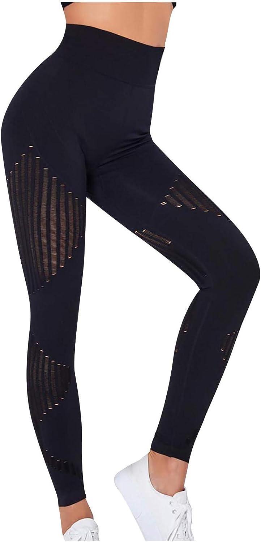 Moxiu Leggings for Women - High Waisted Soft Slim Hip Lifting Pants for Workout Yoga Running