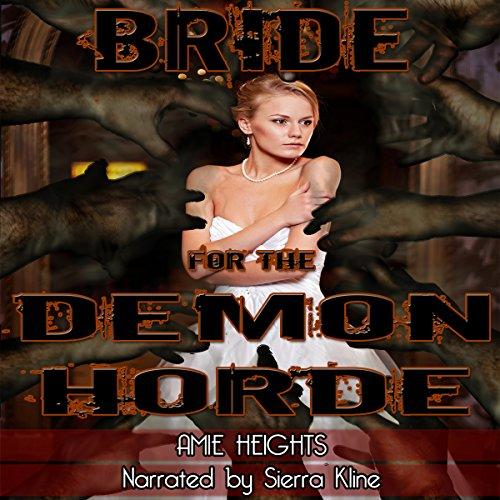 Bride for the Demon Horde audiobook cover art