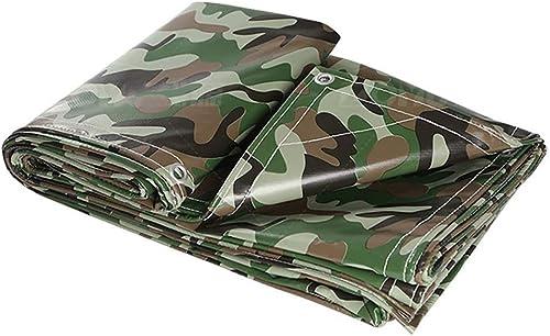 Bache Camouflage De Prougeection Solaire Imperméable 100% Tous Temps Pour Le Camping, La Canopée Et La Tente De Camping (taille   5  5m)