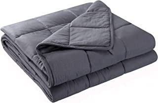 Anjee Weighted Blanket 20lbs for 150-200 lbs Adults and Kids, Perfect Heavy Blankets Throws for Relaxing, Fall Asleep Faster and Better Night Sleep (60