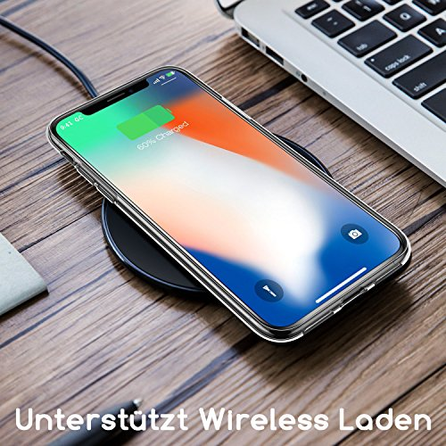 Girlscases® | iPhone XR Hülle | Im Fee Motiv Muster - 6