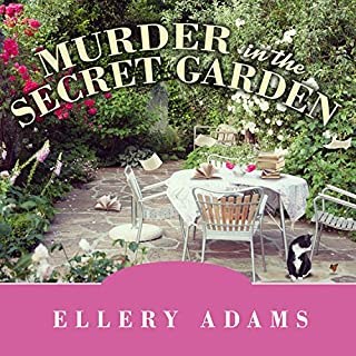 Murder in the Secret Garden     Book Retreat Mystery Series, Book 3              By:                                                                                                                                 Ellery Adams                               Narrated by:                                                                                                                                 Johanna Parker                      Length: 8 hrs and 54 mins     321 ratings     Overall 4.5