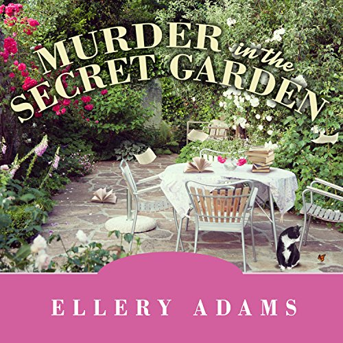 Murder In The Secret Garden Audiobook Cover Art