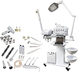 13 in 1 Multifunction Microdermabrasion Beauty Facial Machine (No Bed)