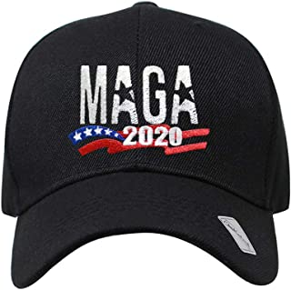b468bda8e66 ChoKoLids Trump 2020 Keep America Great Campaign Embroidered USA Hat
