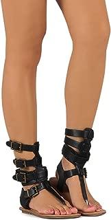 Best liliana gladiator sandals Reviews
