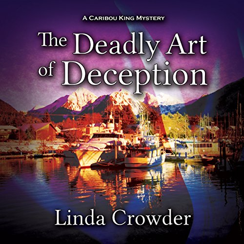 The Deadly Art of Deception audiobook cover art