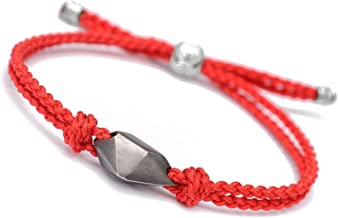 N/A Sieraden S925 zilver wensen steen geweven armband handgemaakte Moederdag Kerstmis Verjaardagscadeau