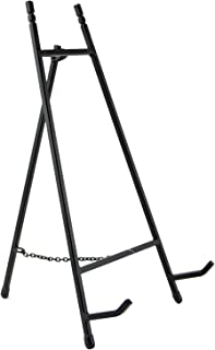 Red Co. Modern Metal Tripod Plate Stand and Art Holder Easel in Black - 13