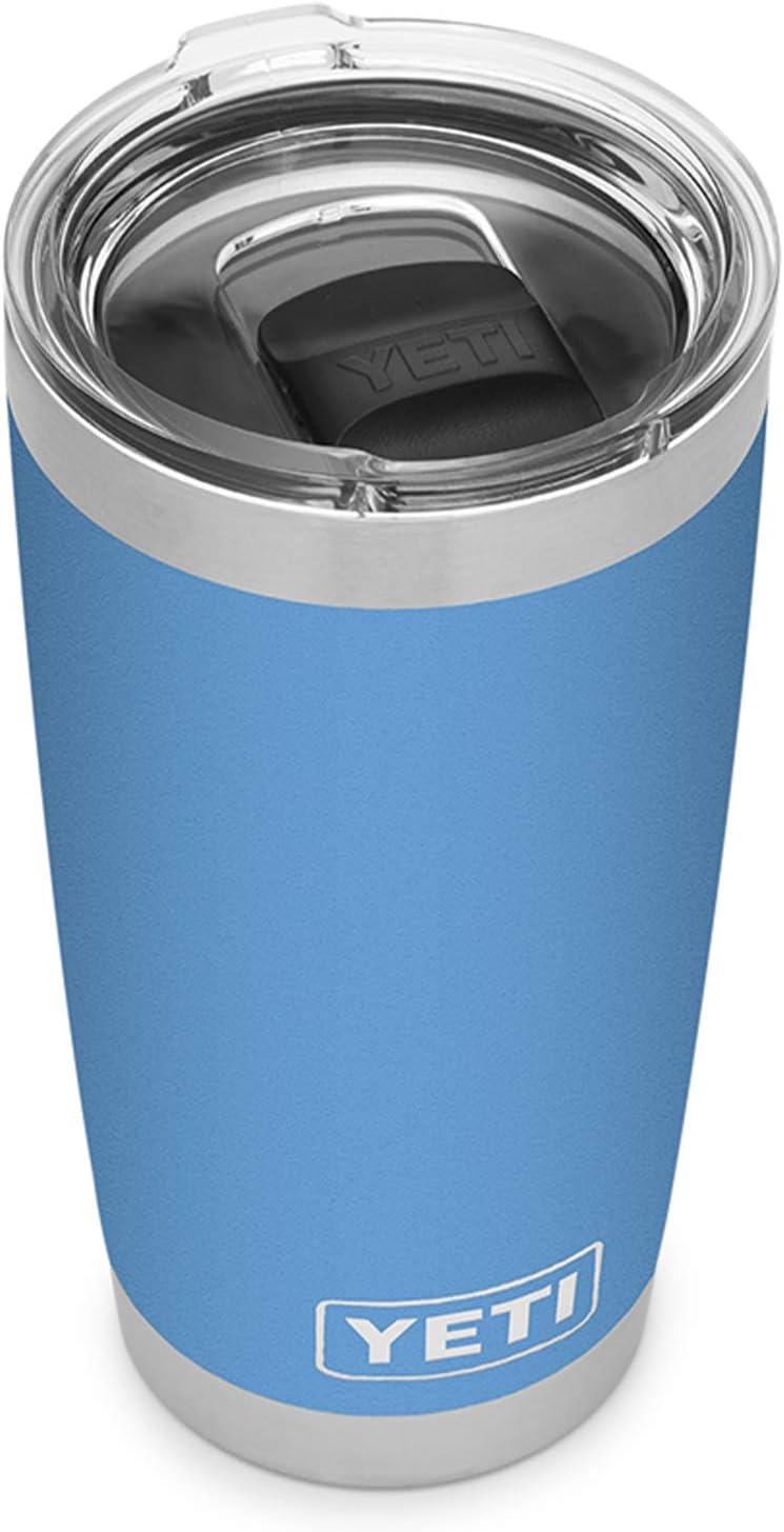 YETI Rambler 20 mart oz Tumbler wi Stainless Vacuum Steel Insulated sale