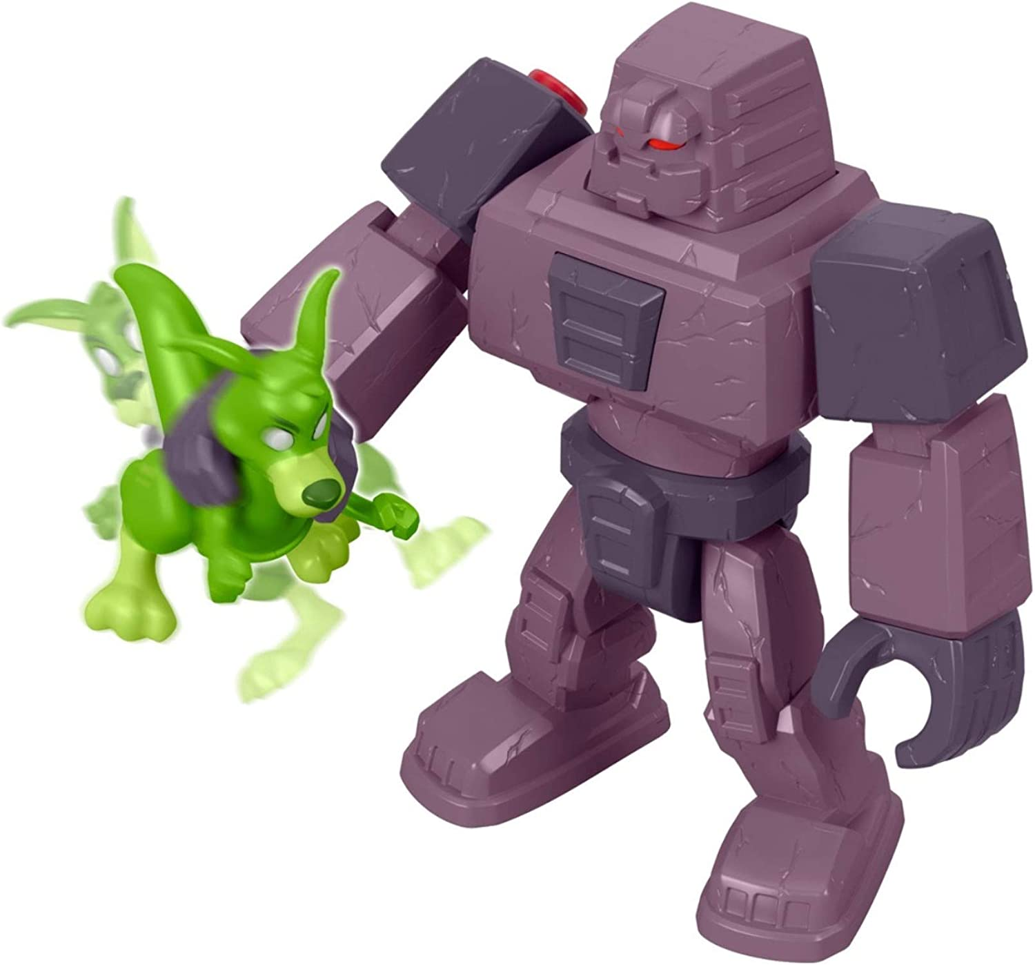 Great interest Fisher-Price Imaginext Teen Titans Go NEW before selling Beast Boy K Cinderblock