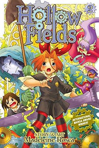 Hollow Fields Vol. 2 (English Edition)