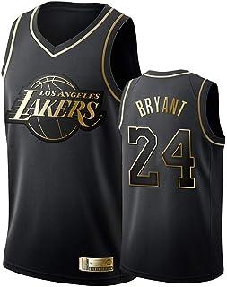 Camiseta de Baloncesto para Hombre, Los Angeles Lakers #24