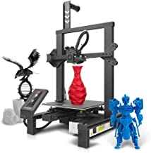 Longer LK4 Pro 3D Printer 90% Pre-Assembled Open Source with 4.3inch Touch Color Screen, TMC Ultra-Quiet Drive, Filament D...