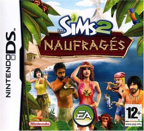 Les Sims 2 Naufragés (French Import)