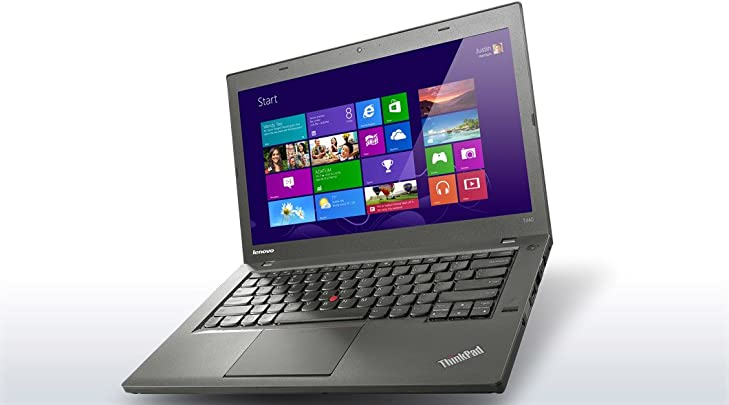 Lenovo ThinkPad 20B60061UK 35 56 cm 14 Zoll Business Laptop Intel core i5 4200U 1 6GHz 2 6GHz 4GB RAM 500GB HDD Win Professional schwarz Schätzpreis : 269,00 €