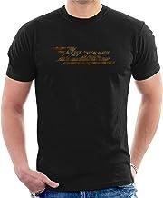 ZZ Top Twin Zees Vintage Manga Corta De Los Hombres Camiseta Negro