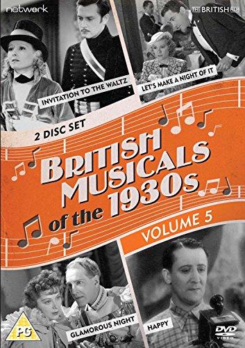 British Musicals of the 1930s Vol. 5 [DVD] [UK Import]
