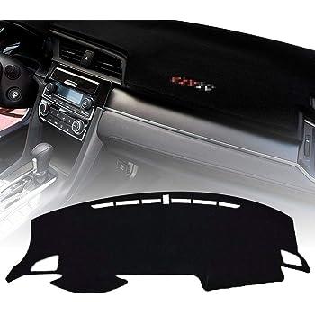 Covercraft 0959-00-73 Premium Carpet, Red DashMat Original Dashboard Cover Honda Civic del Sol