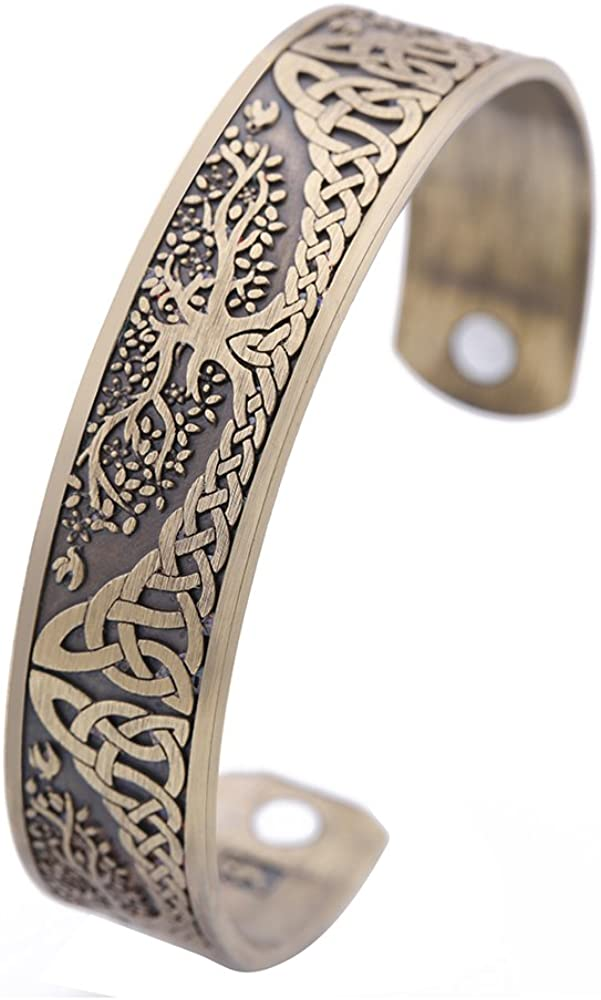 Max 72% OFF Lemegeton Yggdrasil World Tree of Bracelet Care discount Health Life Stai