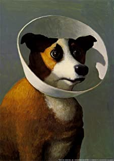 Filmhound Art Poster Print by Michael Sowa, 17x24