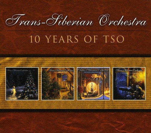 10 Years of T.S.O.[Box Set]