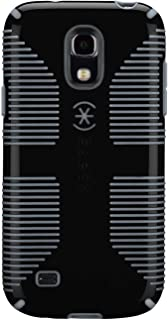 Speck Products Candy Shell Grip Case for Samsung Galaxy S4 Mini - Black/Slate Grey