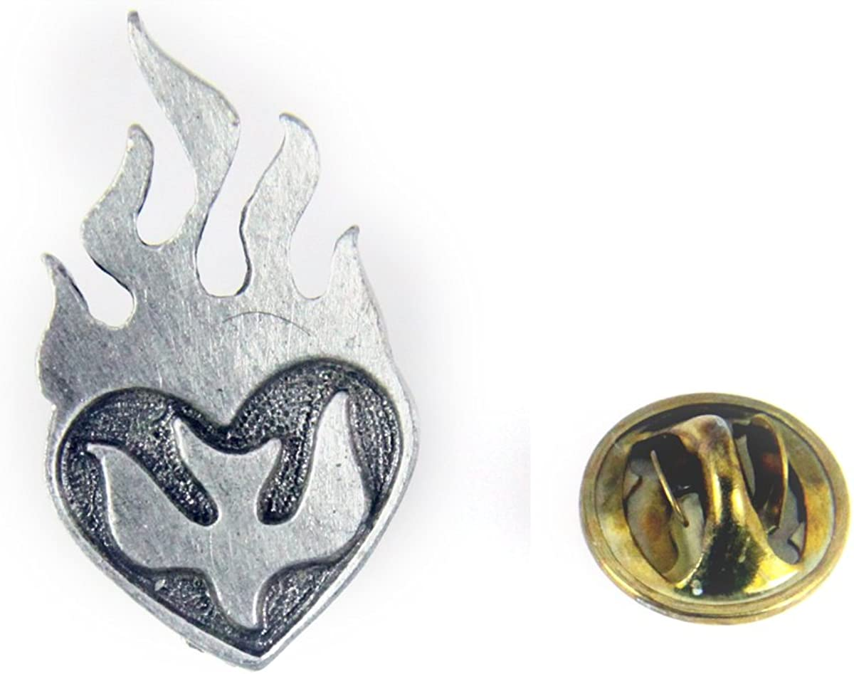 Outlet ☆ Free Max 75% OFF Shipping Pins Brooches 6030417 Jeremiah 20:9 Spirit Holy Descending Dov