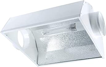 iPower 6 Inch Air Cooled Reflector Hood for HPS MH Grow Light
