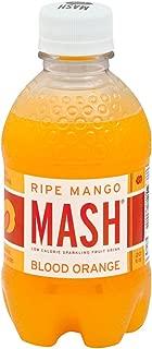 Boylan Mash - Ripe Mango & Blood Orange - 20 fl oz (15 Plastic Bottles)