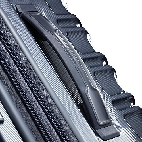 Samsonite Stryde Hardside Luggage, Blue Slate, Checked-Medium