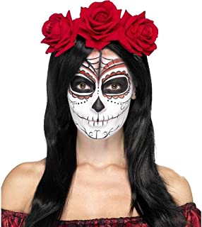 Smiffys Day of The Dead Headband Size: One Size