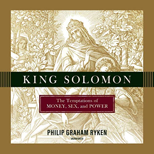 King Solomon audiobook cover art