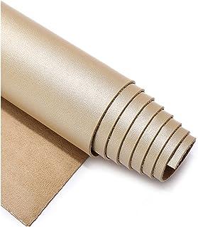 1,8 mm d'épaisseur siège de Voiture en Cuir Solide PU canapé en Cuir synthétique Meubles en Cuir de Tissu 50x138cm(Color:C...