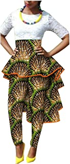 Private Customized African Skirt for Womens Print Dashiki Dress Skirt Ball Gown Pants