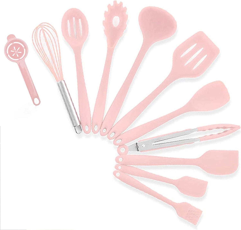 Washington Mall Silica Gel Bargain sale Kitchenware10-piece Set Uten silicone Cooking Kitchen