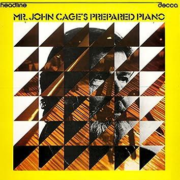 Mr John Cage's Prepared Piano - Sonatas & Interludes