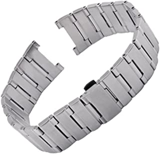 17mm/22mm Stainless Steel Bracelet Watch Strap Band Fits for Omega Constellation De Ville
