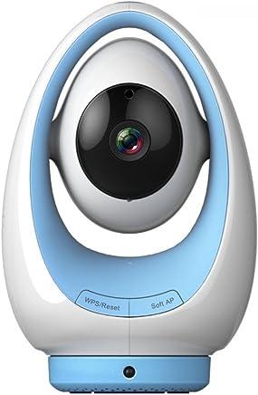 Foscam Fosbaby P1/BLUE Telecamera, 1.0 MP, H.264, 90°, Motorizzata, Wireless, HD 720P, Visore Notturna, Rilevatore Movimenti e Suoni, Bianco/Blu - Trova i prezzi più bassi