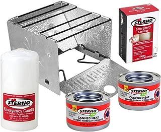 Best sterno 70156 emergency preparedness kit Reviews