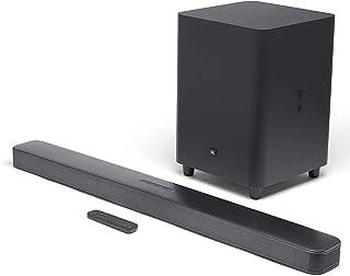 JBL Bar 5.1 Surround Sound Bar, in-home entertainmentsysteem, met streamingmogelijkheden en subwoofer, in zwart