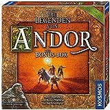 KOSMOS 694074 Die Legenden von Andor - Die Bonus-Box. Mehr Legenden und Bonus-Material für das...