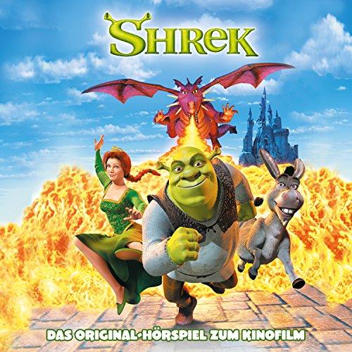 Shrek: Das Original-Hörspiel zum Kinofilm Titelbild