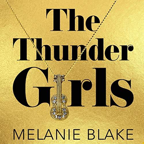 The Thunder Girls audiobook cover art
