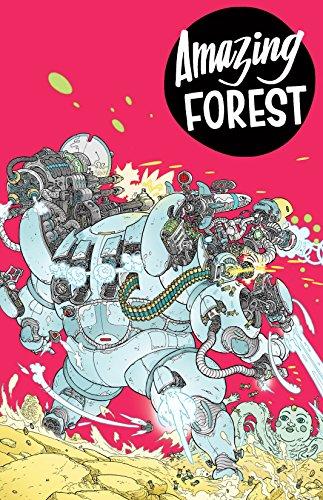Amazing Forest (Amazing Forest (2016)) (English Edition)