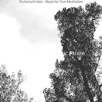 Shakuhachi Solo - Music for True Meditation