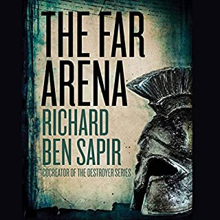 The Far Arena audiobook cover art