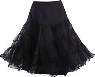 crinoline poodle skirt