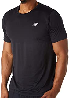 New Balance Mens Short Sleeve MT93180-P